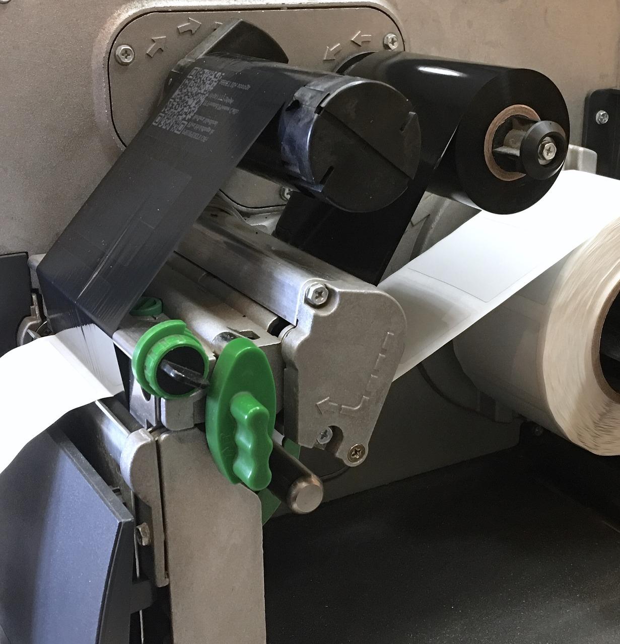 Etykiety - dobre drukarki dla firm