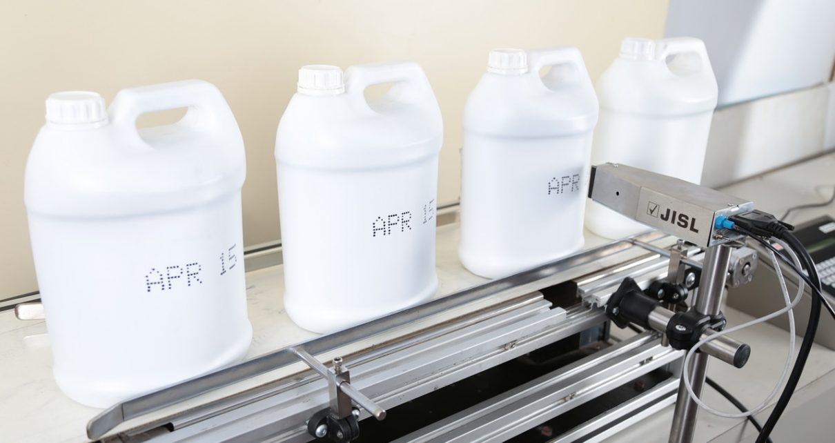 Sprzęt do drukowania etykiety